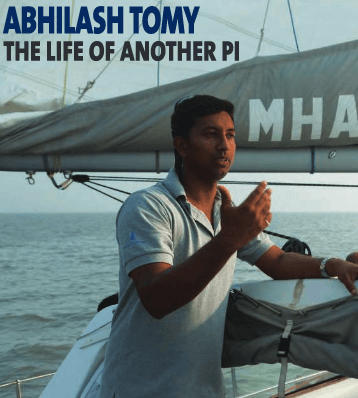 Image of Abhilash Tomy- The Life of Another PI