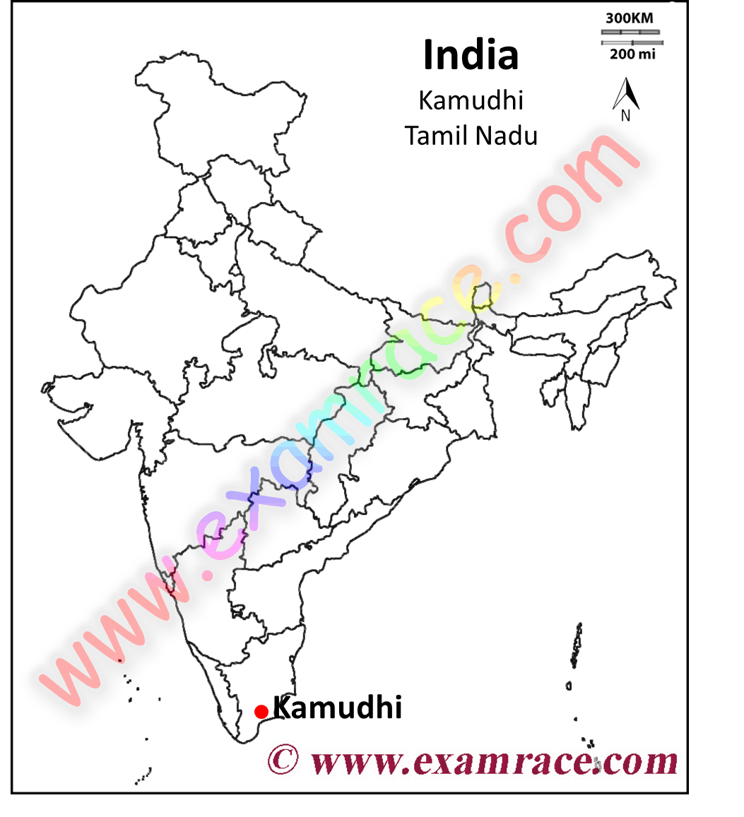 Location of Largest Solar Power Plant Kamudhi