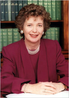 Image of Mary Robinson