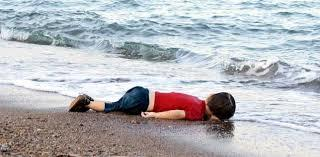 Image of Aylan photo of dead child