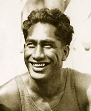 Image of Duke Kahanamoku