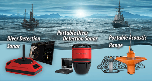 Image of Portable Diver Detection Sonar
