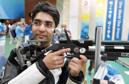 Image of Abhinav Bindra