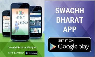 Image of the Swachh Bharat App