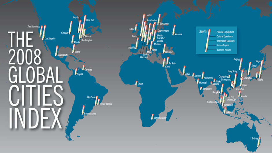 Image of global Cities Index