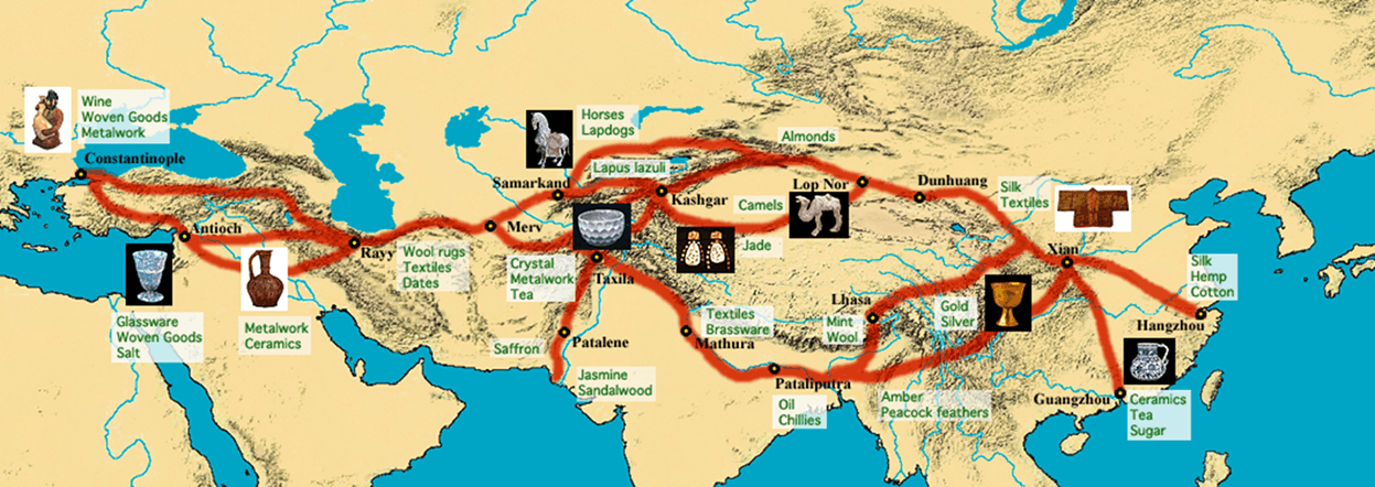 Image of Silk Route