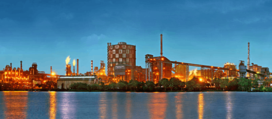 Image of Iron and Steel Plants In India