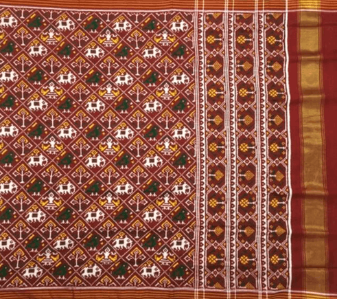 Image of Patola Saree