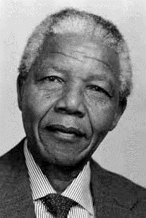 Nelson Rolihlahla Mandela, South African anti-apartheid revolutionary, politician