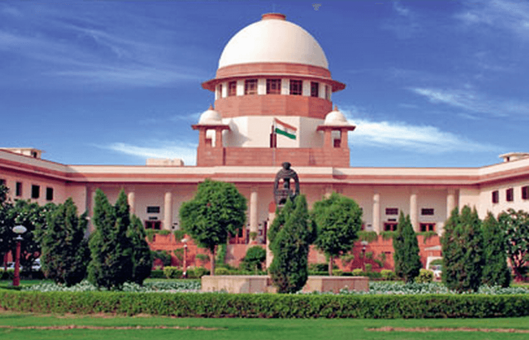 Image of Supreme Court India