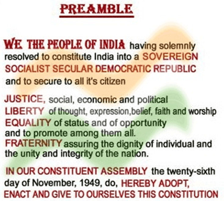 Image of Preamble