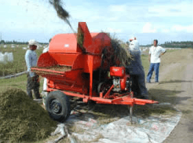 Image of harvesting