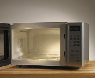 Image of Why shouldn't we use steel utensils in a Microwave