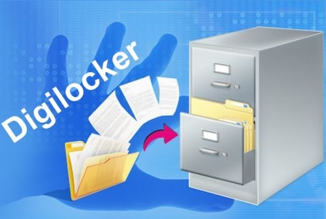 Image showing DigiLocker