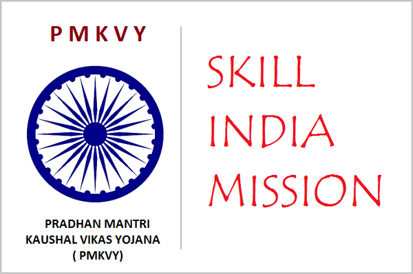 Logo of Skill Mission India