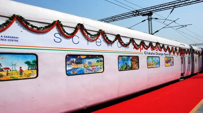 Image of Science Express Train