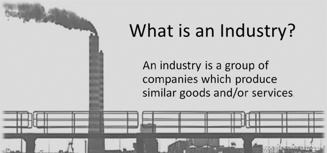 What is an Industry