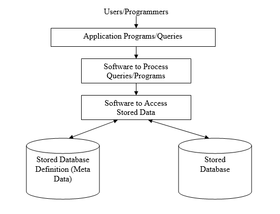 Image of Database System and DBMS software