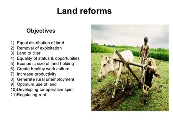 Image of Land Reforms