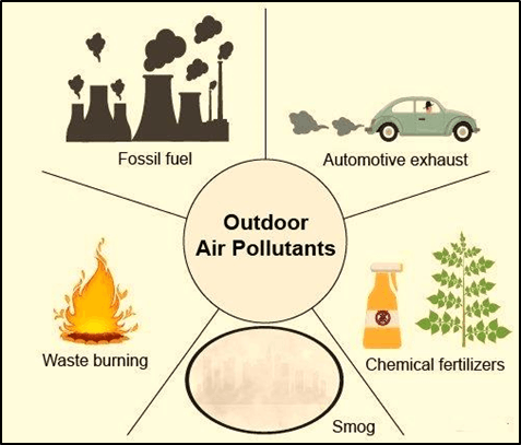 Outdoor Pollutants