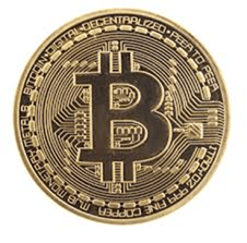 Image of Bitcoins - Cryptocurrency