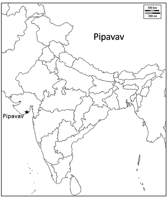 Image of Specify Location of Pipavav