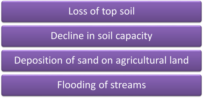 Image of Effects of Soil Erosion