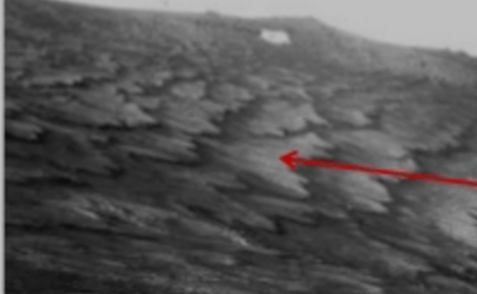 Solifluction Lobes Image