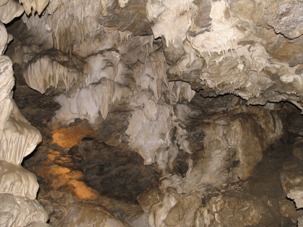 Thin Karst Landforms in Caves