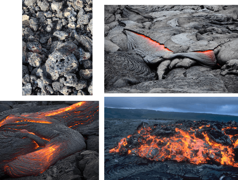 Image of Lava - Based on Texture