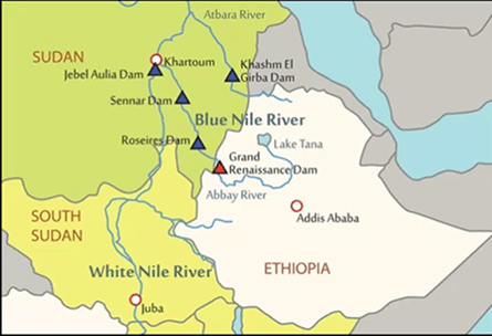 Image of Blue Nile River