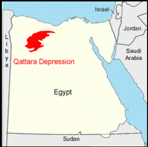 Image of Qattara Depression