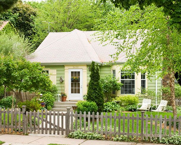 Image of Cottage Style House