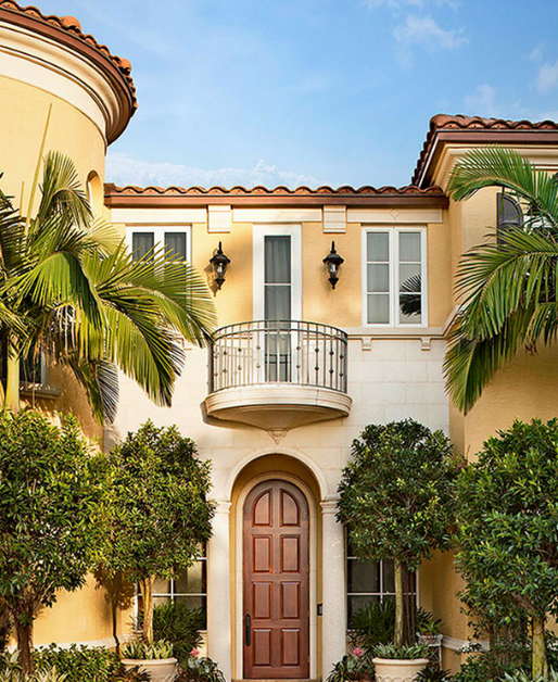 Image of Mediterranean Revival Style House