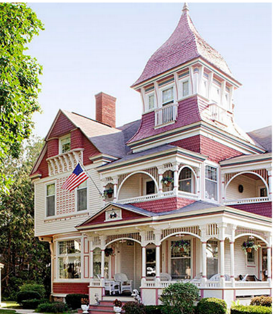 Image of Victorian Style House
