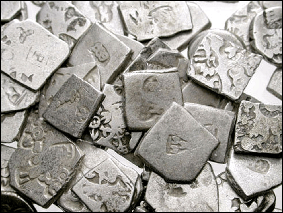 Image of Punch Marked Coins
