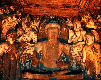 Image of Ajanta Caves 1