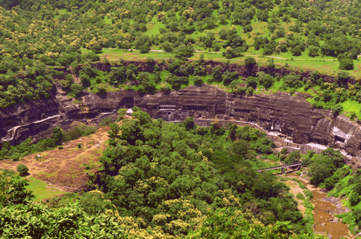 Image of Ajanta Caves 2