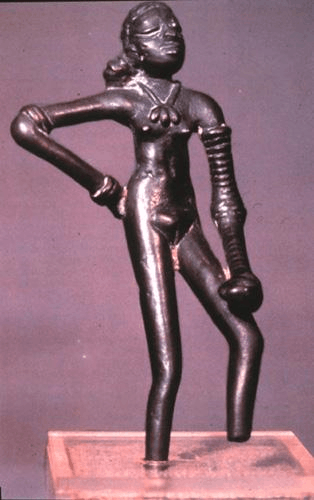 Image of Dancing Girl Mohenjo-Daro