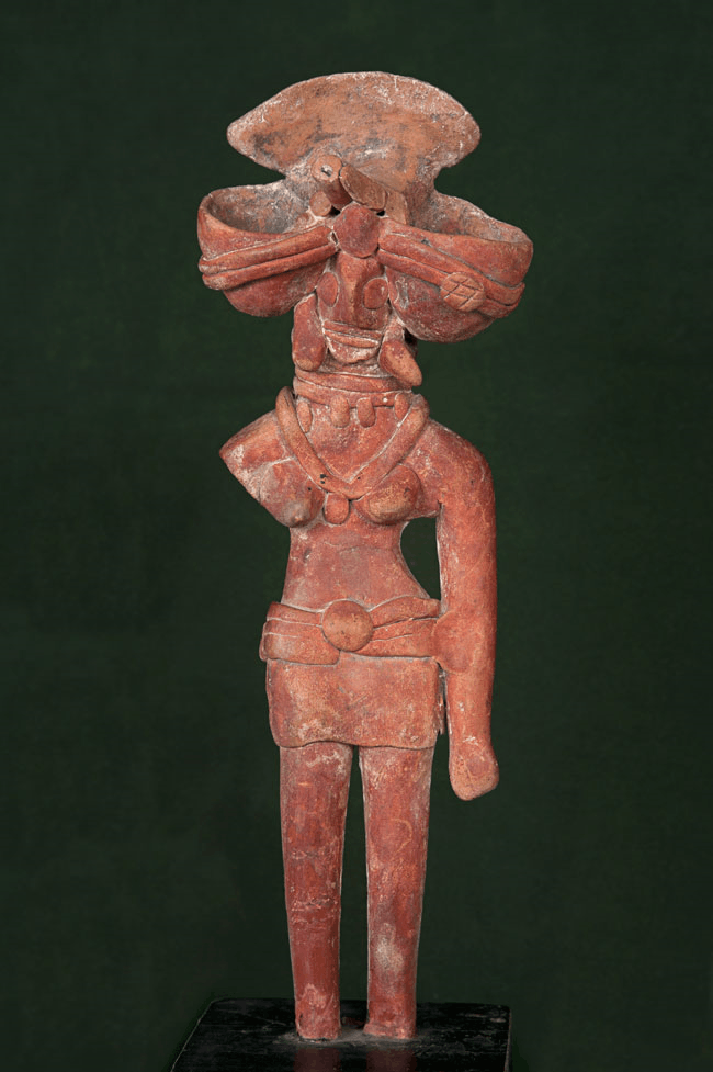 Mother Goddess founded in Mohenjo Daro