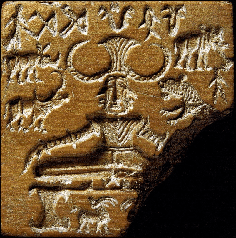 Seals of Pashupati Mahadeva of Mohenjo-Daro