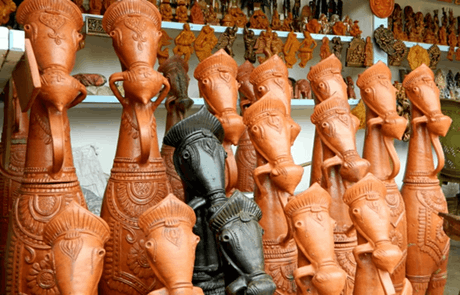Image of Terracotta For Indian Culture