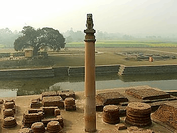 Image of Mauryan Pillars