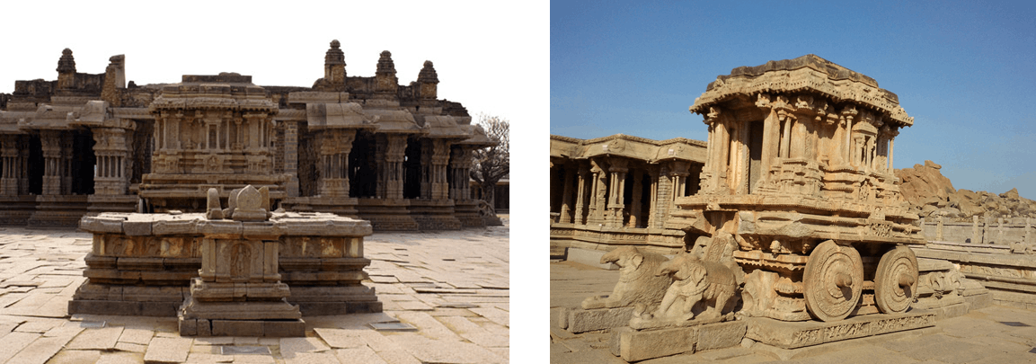 Image of Hampi temple