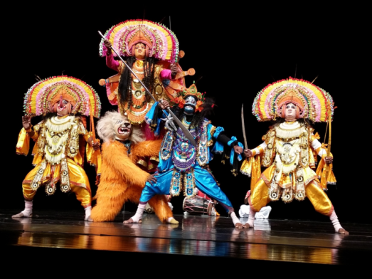 Image of Folk Dance Chhau