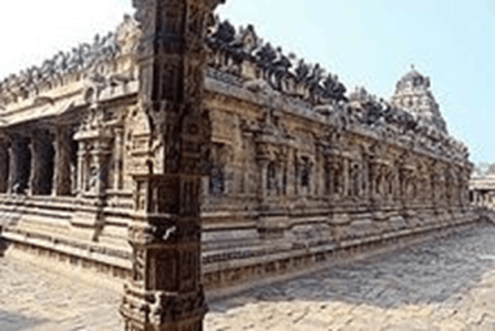 Image of Dravidian architecture