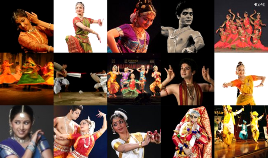 Image of Indian Dances