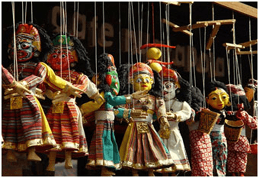 Image of String Puppetry