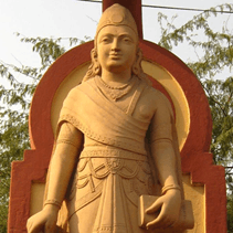 Image of buddhist Art