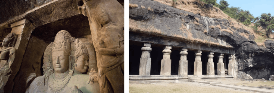 Image of Elephanta Caves